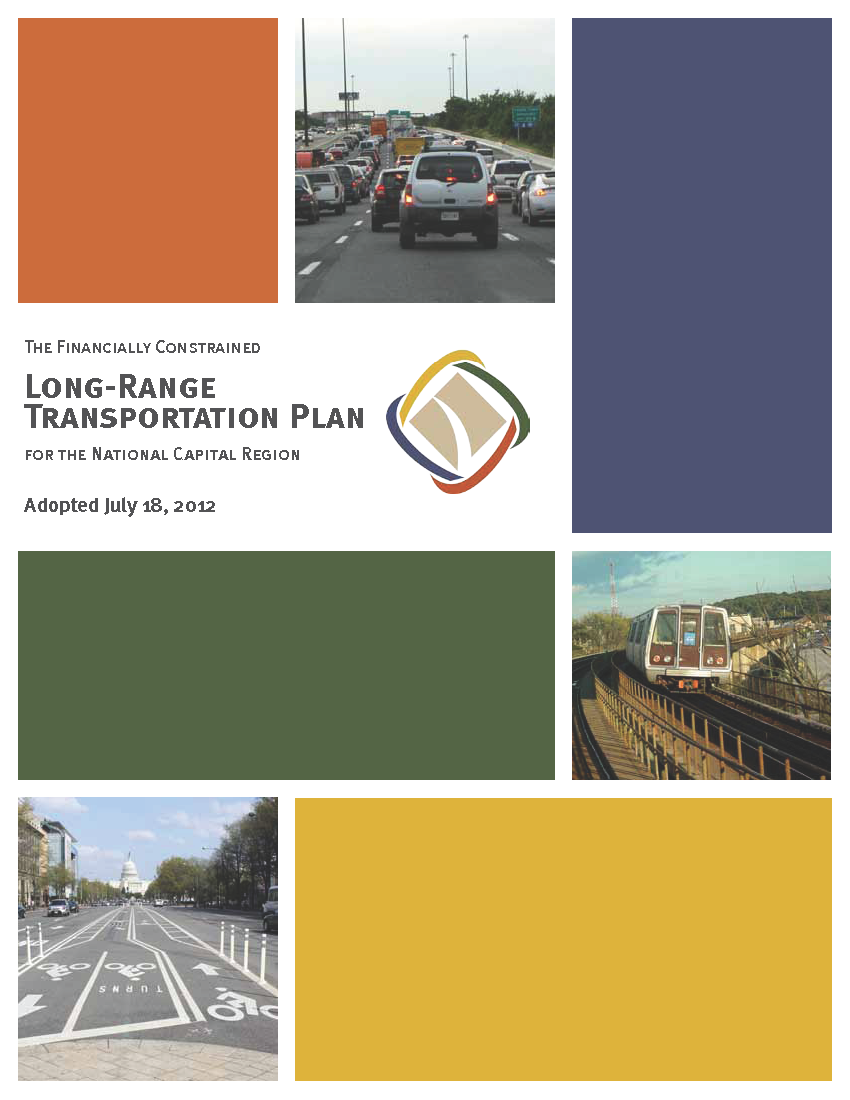2012 Long-Range Transportation Plan