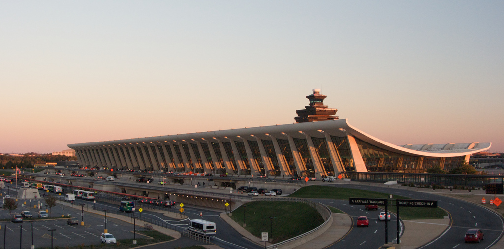 """Washington Dulles International Airport (Day)"" by Paul Robert Lloyd on Flickr"